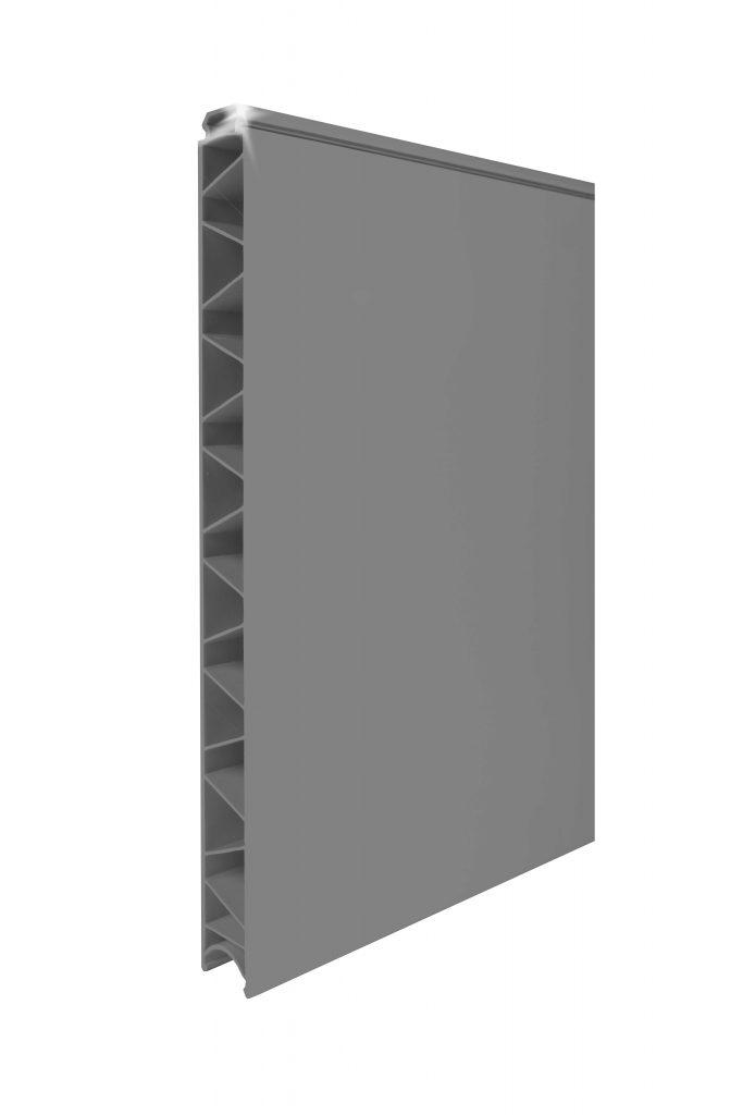 Cleanpanel Grijs 250mm