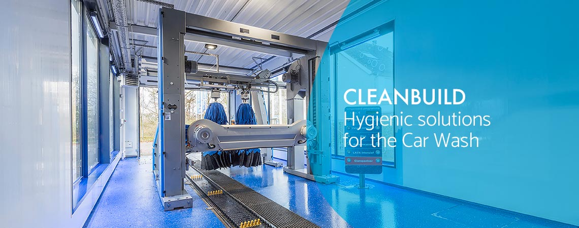 Cleanbuild Hygienic Solutions for the Car wash