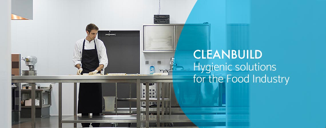 Cleanbuild Hygienic Solutions for the Food Industry