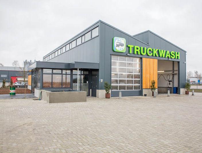 Truckwash Gieten